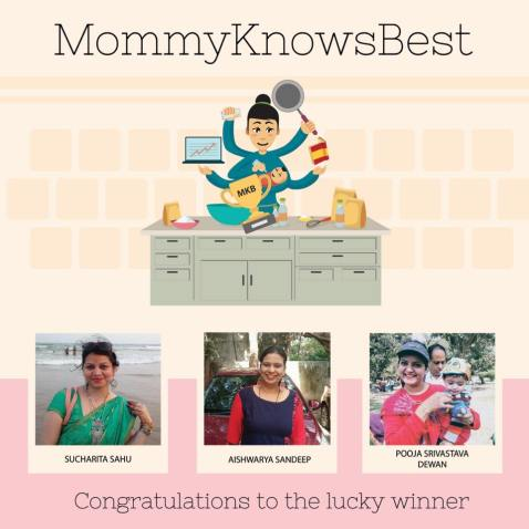 Mother's day contest winner